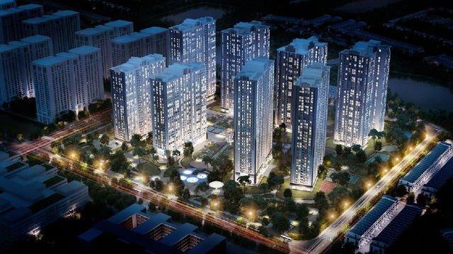 Tham khảo giá bán chung cư tại Hà Nội và TPHCM ở một số dự án