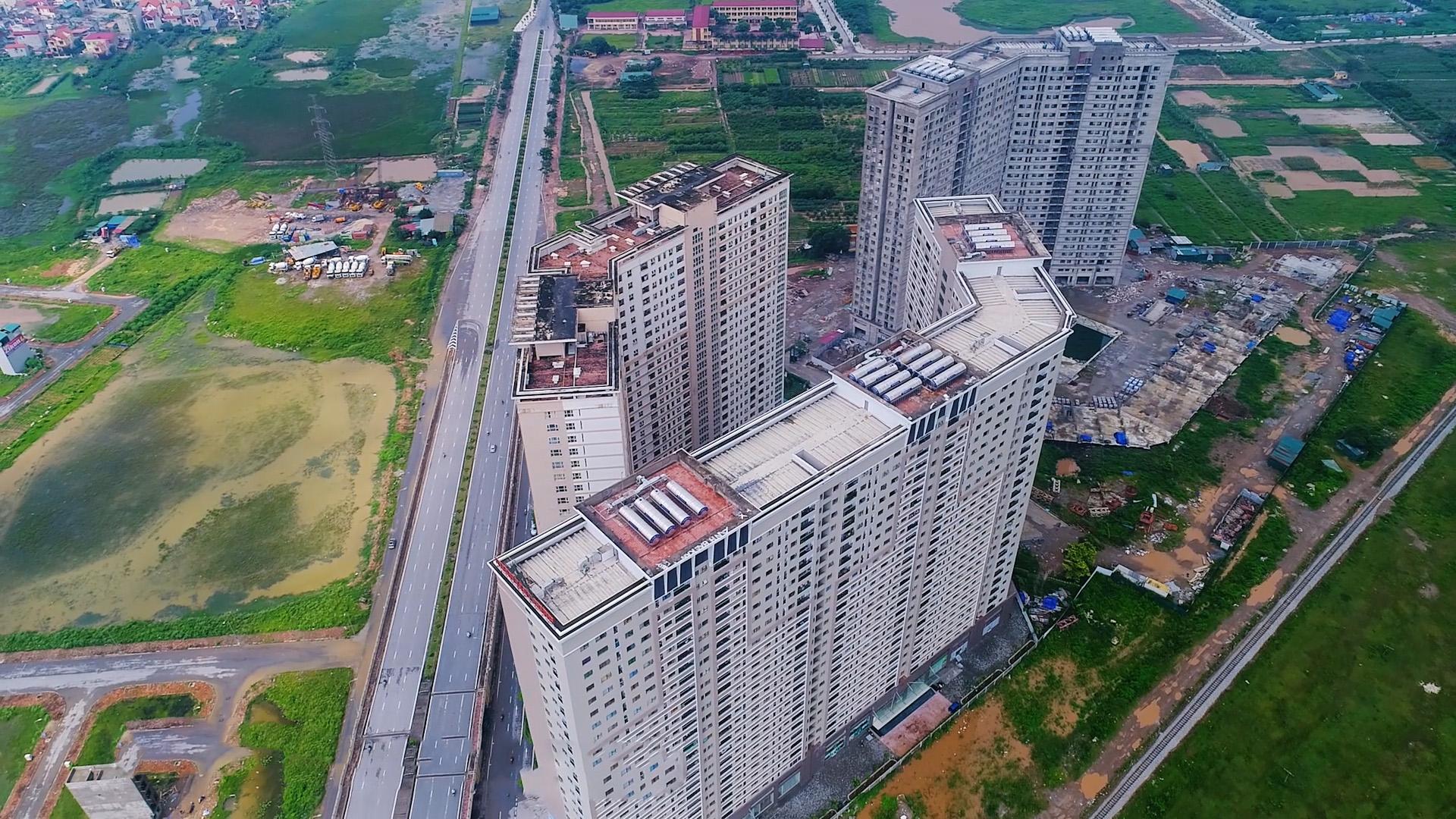 Xuân Mai Sparks Tower - HH2 Dương Nội