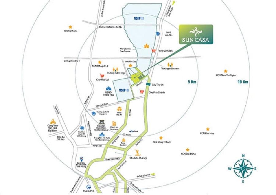 Sun Casa Central 3 - Sun Casa Central