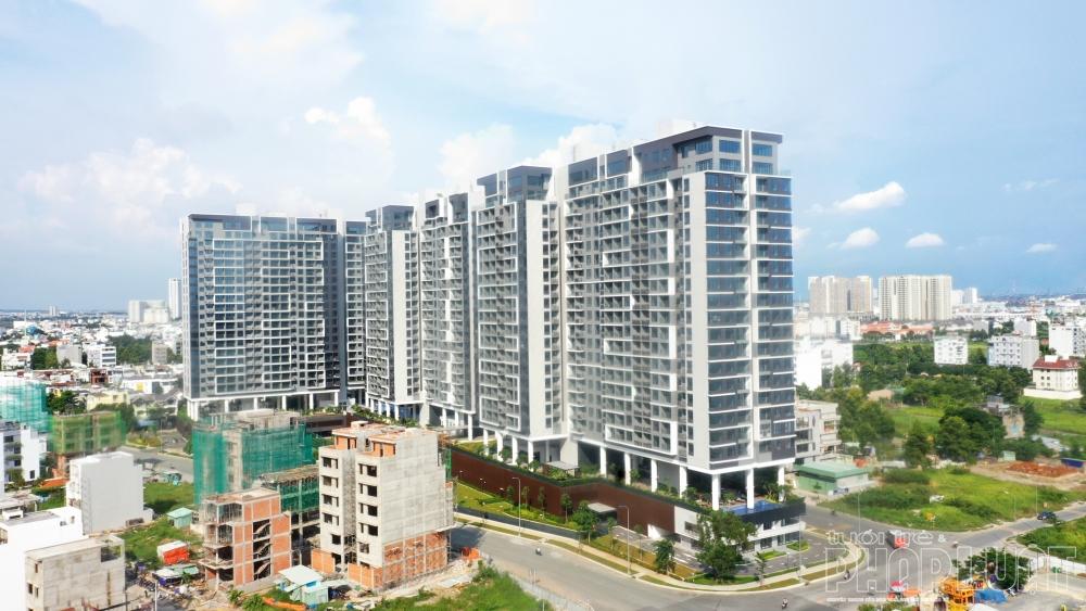 Dự án nhà  phố tại HCM