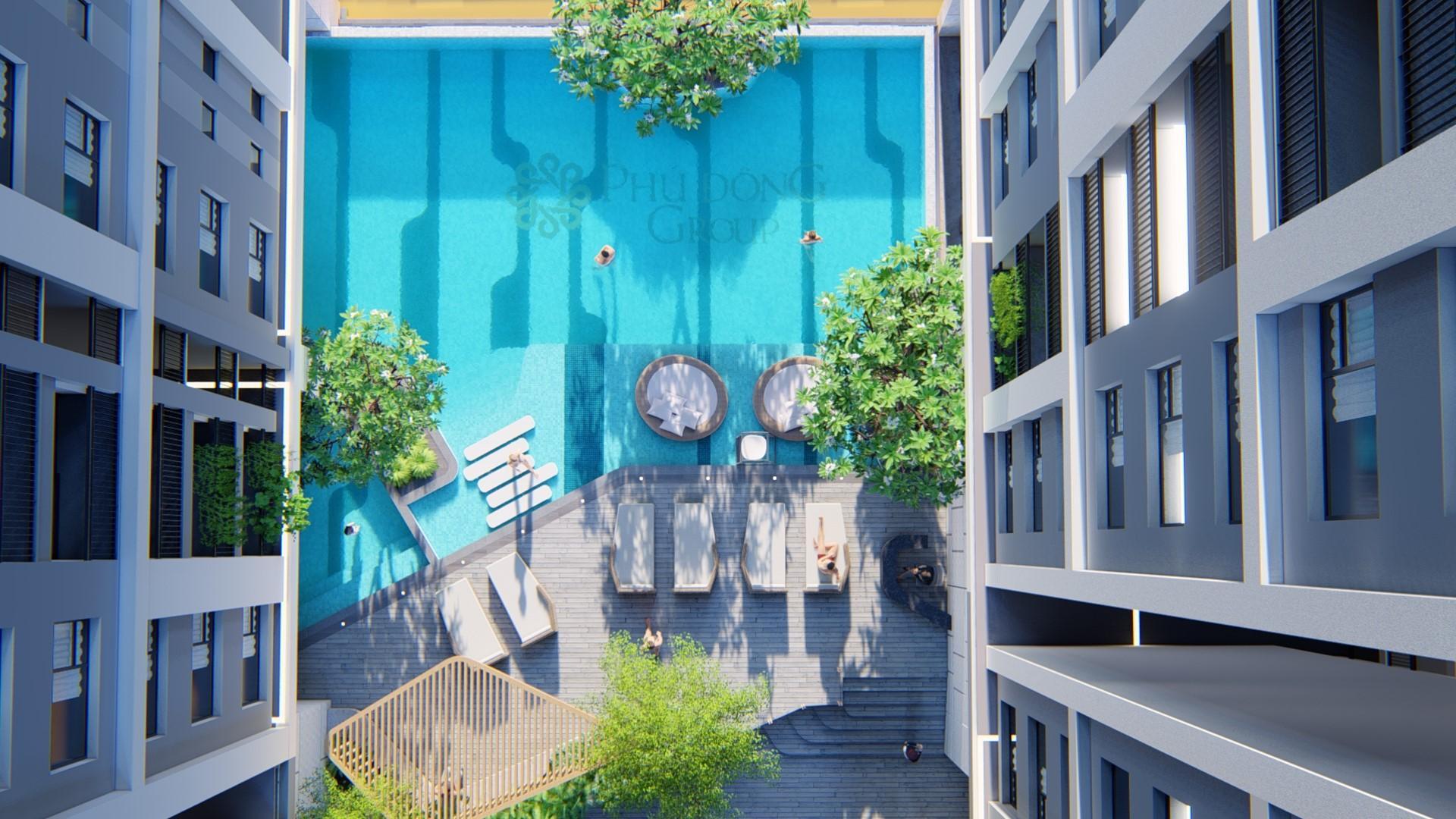 Những tiện ích nội khu cần thiết cho gia đình và trẻ nhỏ khi lựa chọn chung  cư   Phú Đông Group