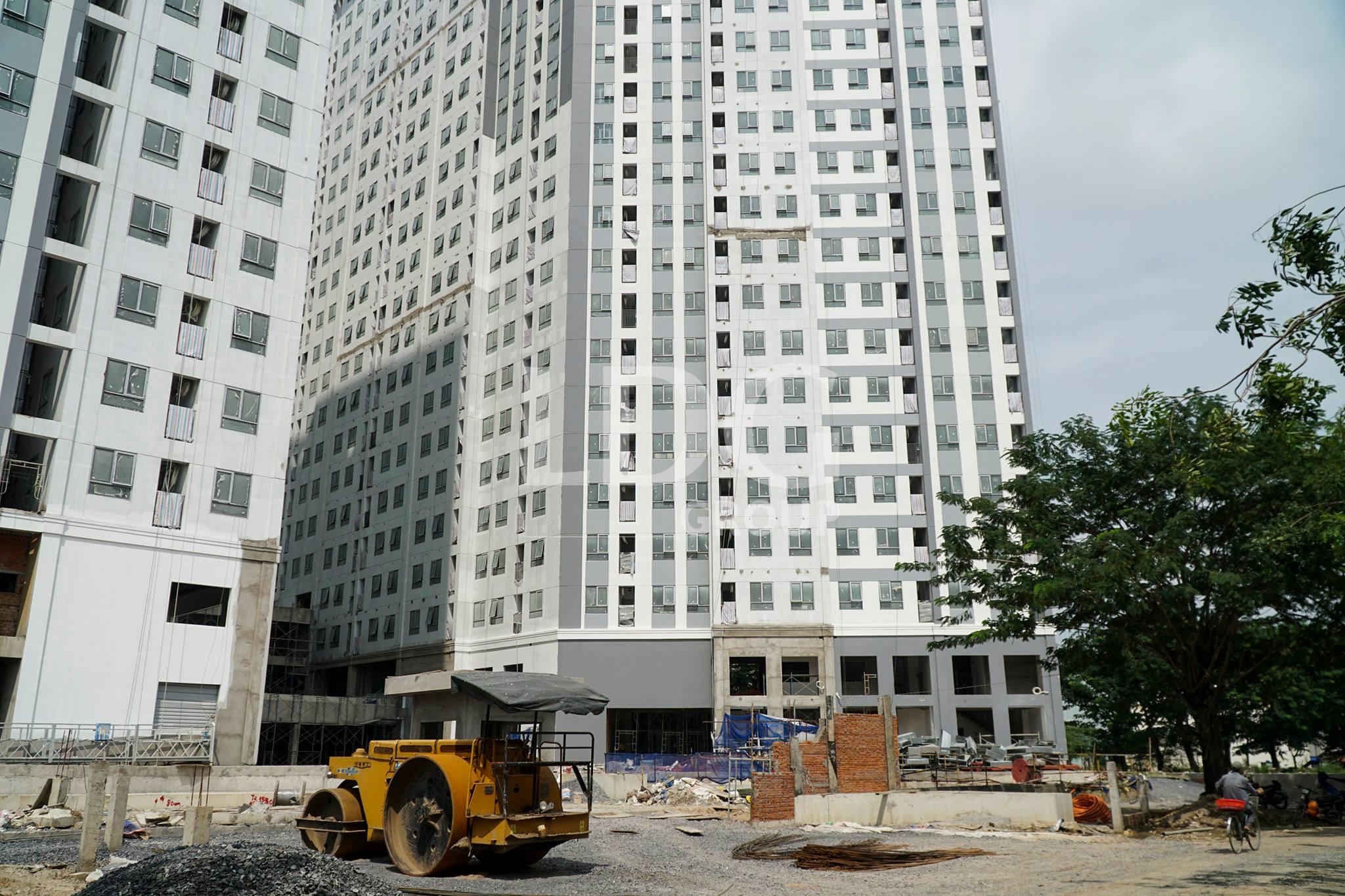 10 dự án chung cư nổi bật tại TP.HCM sẽ bàn giao từ nay đến trước Tết Nguyên Đán 2