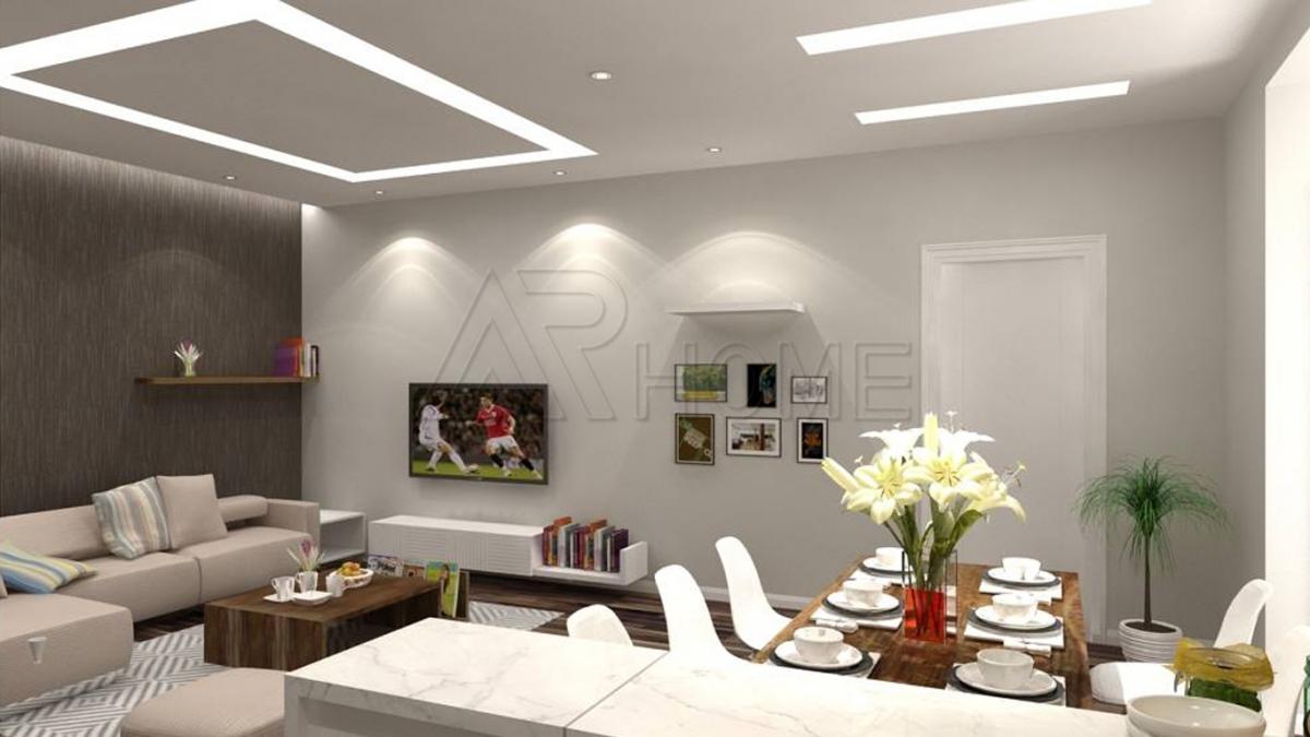 Xu hướng thiết kế nội thất phòng khách đẹp năm 2018