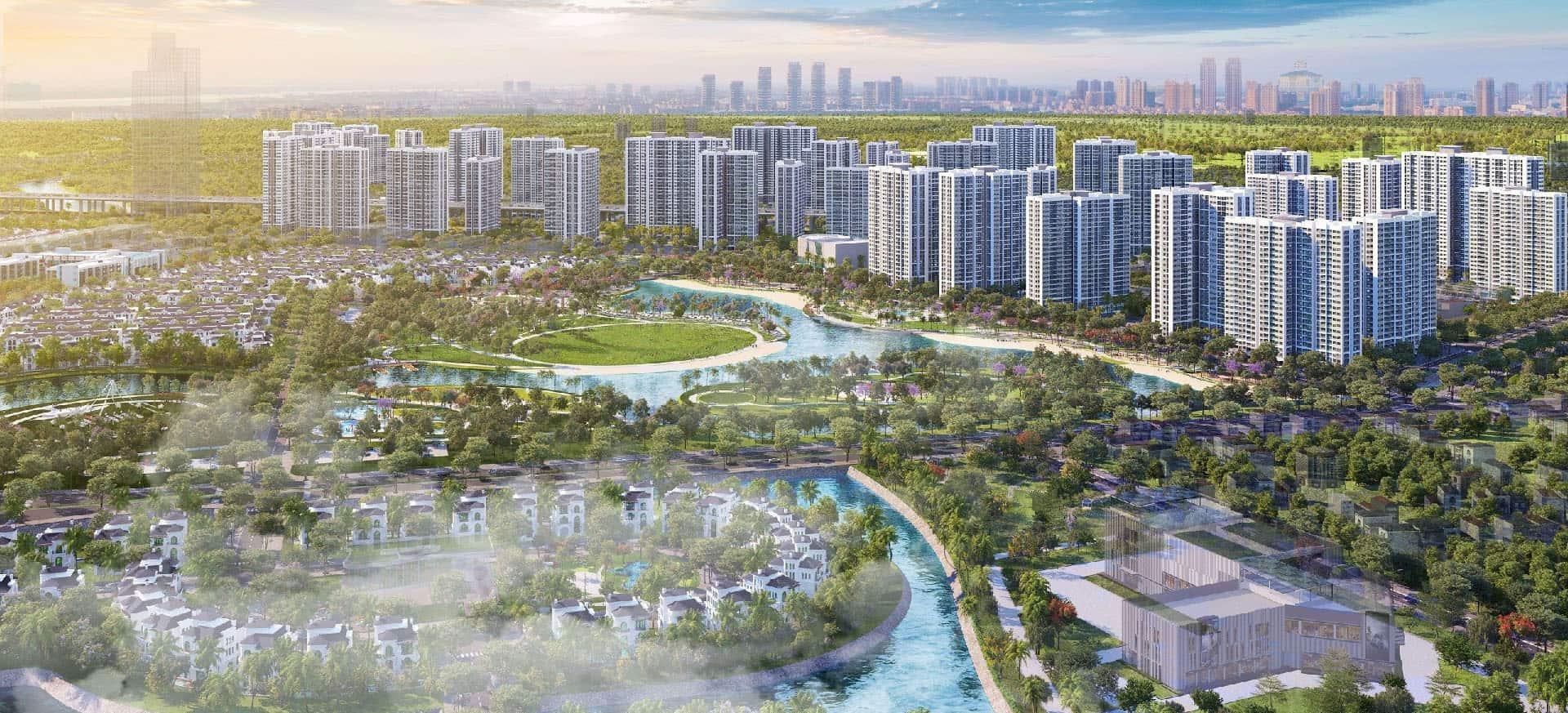 Vinhomes Grand Park Quận 9 - Đô thị đẳng cấp Số 1 Việt Nam — Đông Tây Land