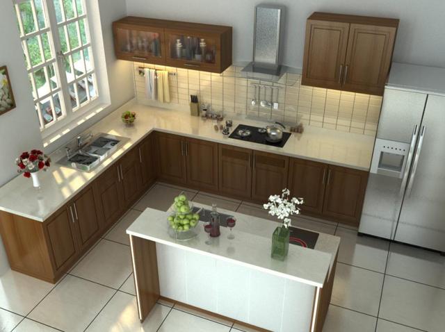 Gợi ý 10 cách bố trí không gian bếp thật phong cách từ chuyên gia nhà bếp  Minh Houseware | Báo Dân trí