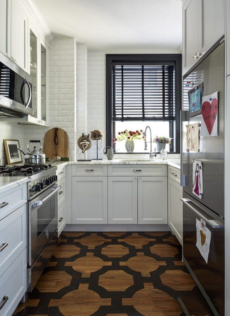 Cân nhắc về kích thước phòng bếp trước khi lựa chọn tủ bếp