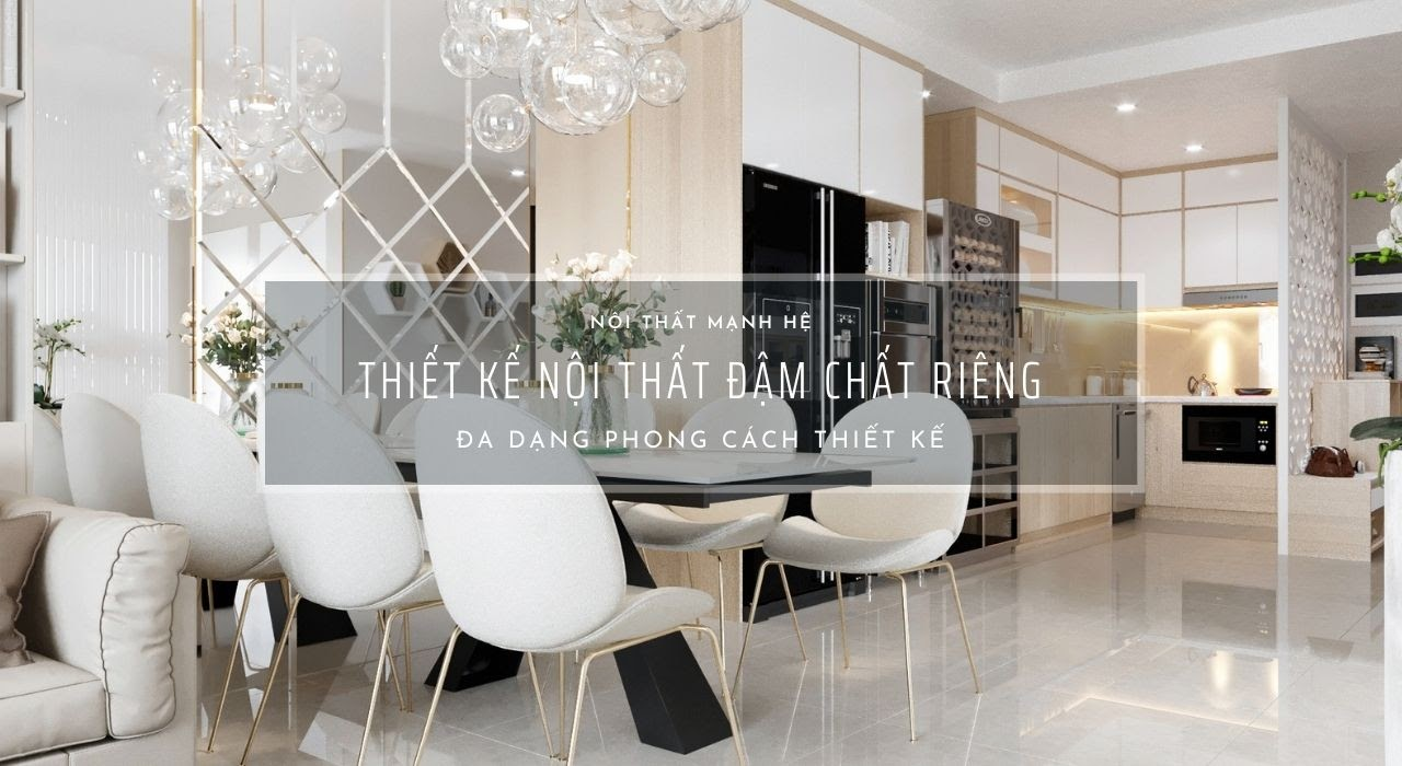 Xác định được phong cách thiết kế rõ ràng mới tạo được sự đồng điệu giữa đồ trang trí và kiểu dáng nội thất