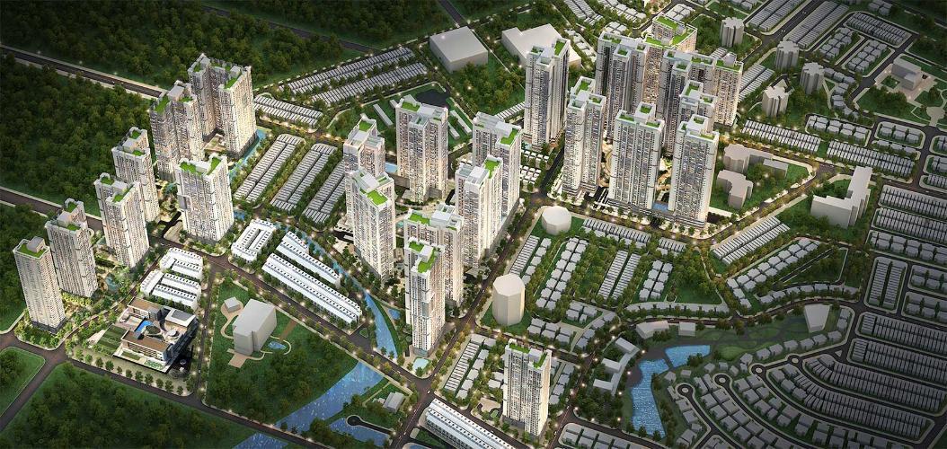 phoi canh tong the du an laimian city