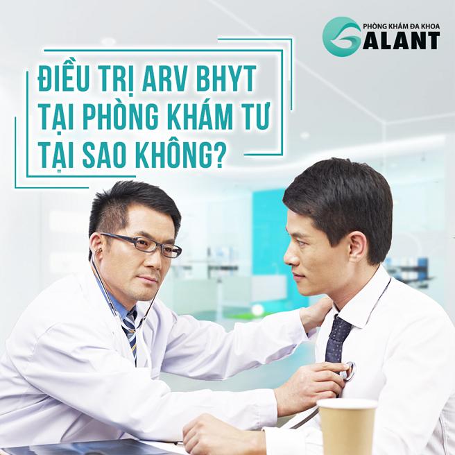 NHỮNG LỢI ÍCH CỦA BẢO HIỂM Y TẾ VỚI BỆNH NHÂN ĐIỀU TRỊ BẰNG ARV - Galant  Clinic - Phòng khám cộng đồng cho người yếu thế tại Việt Nam